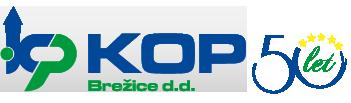 KOP Brežice, gradbeno podjetje, d.d.