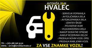 AVTOHIŠA R&M HVALEC, Trgovina z novimi in rabljenimi vozili in servis d.o.o.